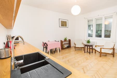 Peaceful place on Buda, 8 min from the center - Budapest - Apartemen