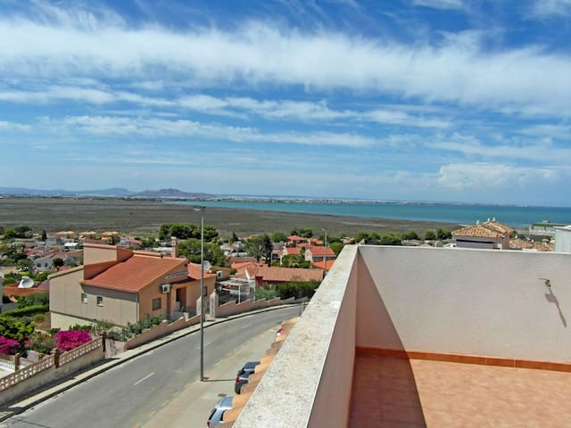 Townhouse - Sea views - Cartagena - Stadswoning