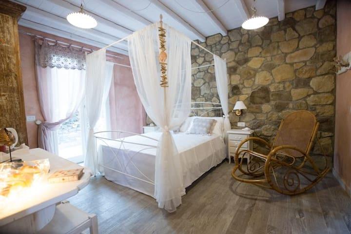 La Rocca - Maison de Charme - Camera Conchiglia