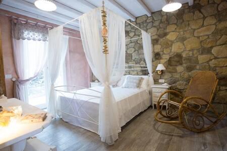 La Rocca - Maison de Charme -  Shell Room - Moneglia - Bed & Breakfast
