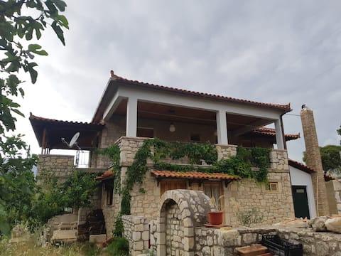 Agoriani Laconia - Stone House