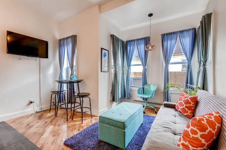 Monthly Rental, Denver South of Downtown Furnished