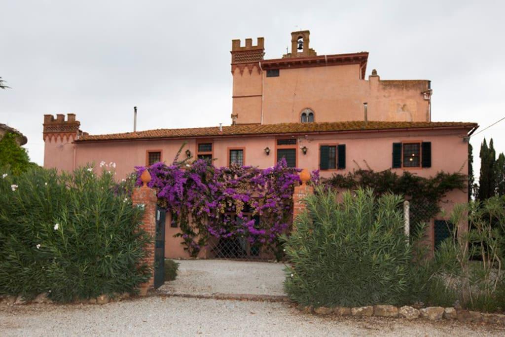 Villa esterno