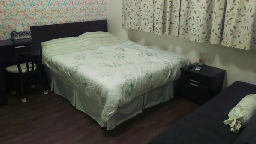舒適與便利的好地方-溫馨雙人房3F - 馬公市 - Haus