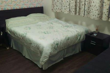 舒適與便利的好地方-溫馨雙人房3F - 馬公市 - House