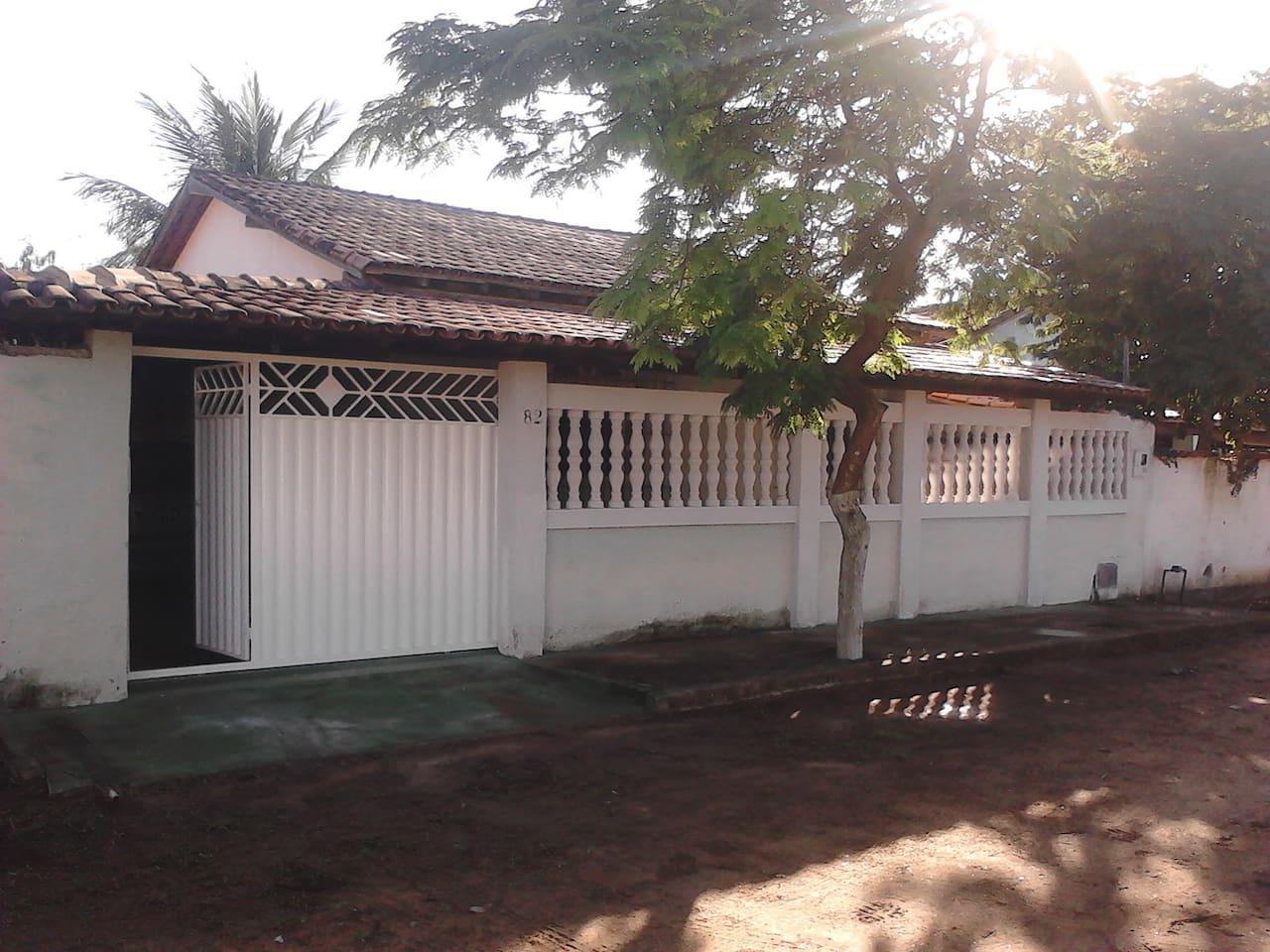 foto fachada casa nova viçosa