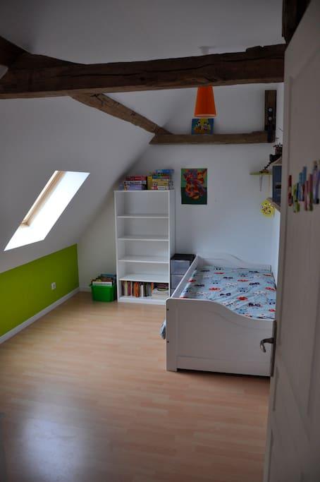Chambre enfants (2 places)