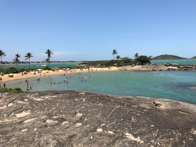 Casa na praia dos Adventistas - Guarapari ES