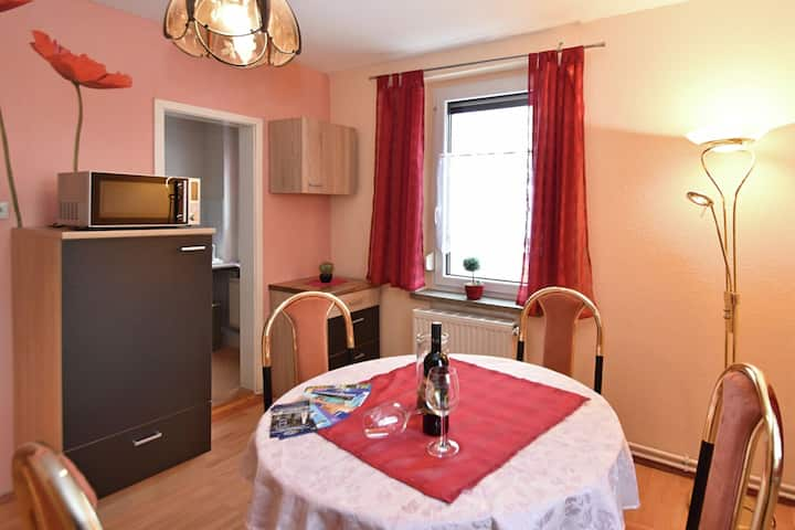 Cosy holiday home in the idyllic Vogtland with lots of excursion destinations.