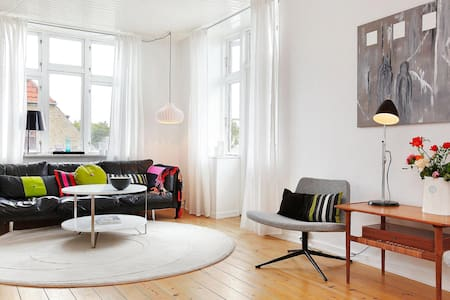 Beautiful apartment in Glostrup near Copenhagen - Glostrup - Hus
