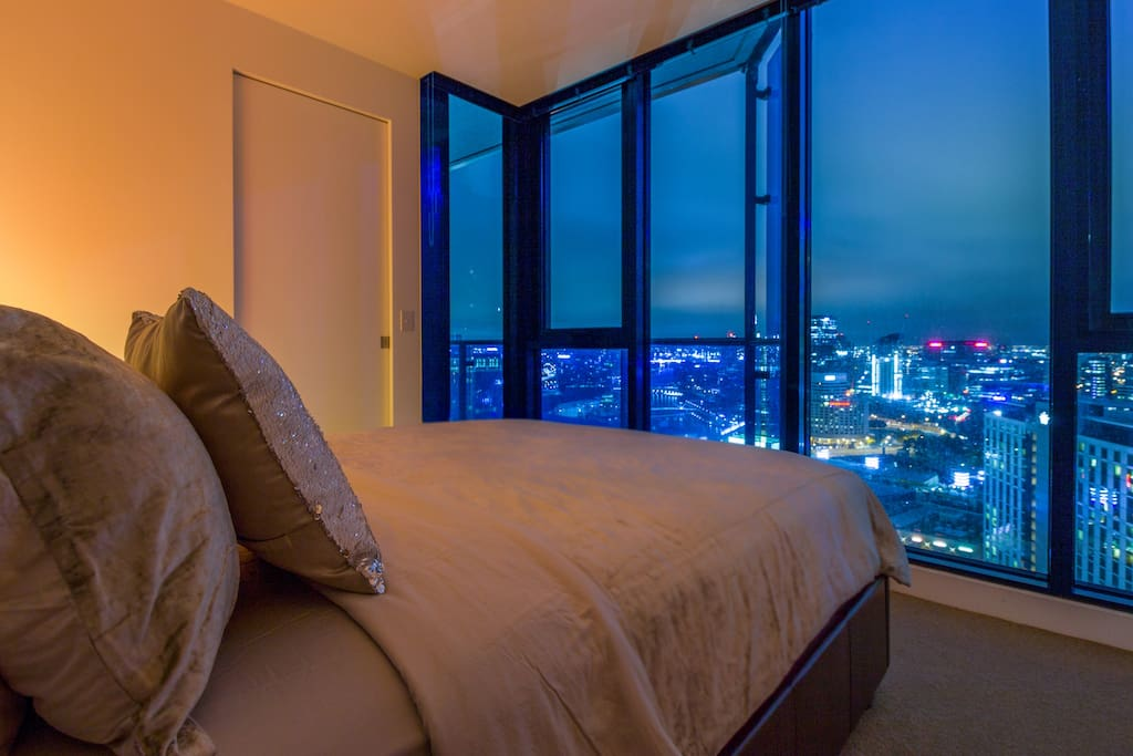 enjoying the view from your bedroom