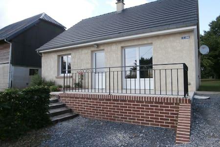 gîte Sylvint - Iviers - Rumah