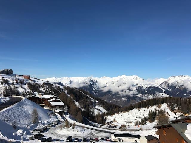 Chambre ski La Plagne / Arcs - Mâcot-la-Plagne - Apartment