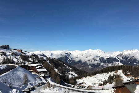 Chambre ski La Plagne / Arcs - Mâcot-la-Plagne - 公寓