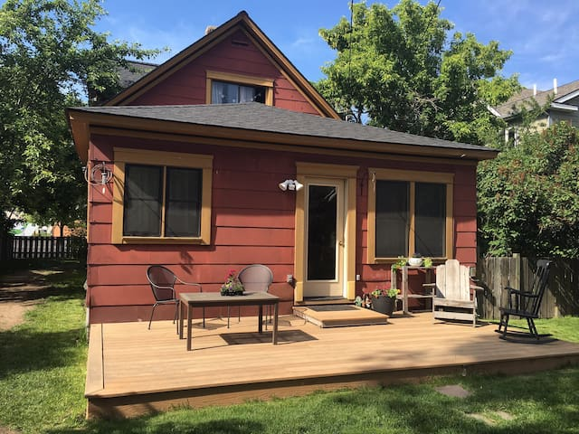 Historic haven near the greenway! - Missoula - Byt