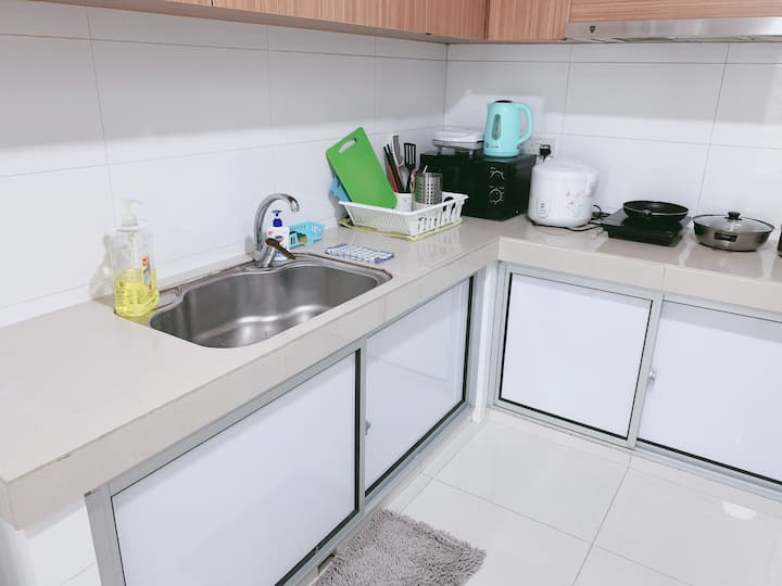 jojo house - 2 bedroom apartment-for china