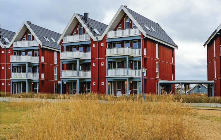 Holiday apartment with 2 bedrooms on 55 m² in Rechlin
