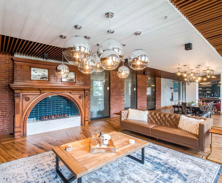 Luxury Apartment at Former Thorndike Factory