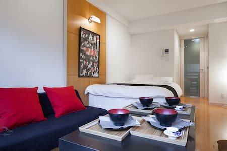 3mins to Harajuku, designer's APT - Apartament
