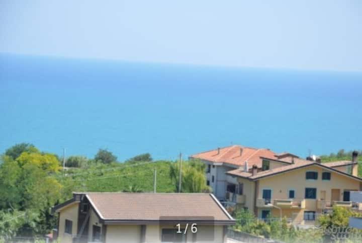 Villa  Francavilla al mare sud (piano terra)