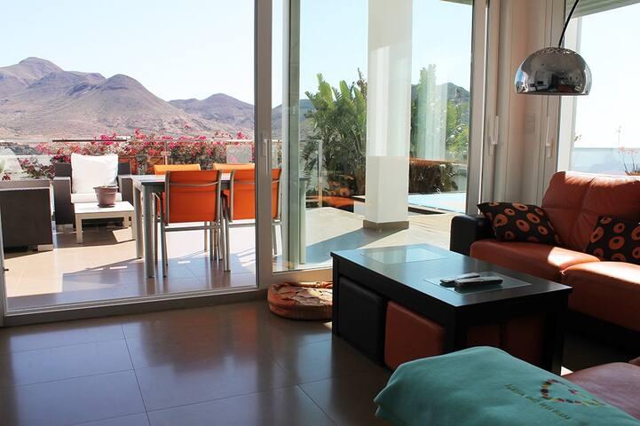 VILLA MATINEE, alojamiento exclusivo en San José - Níjar - Villa