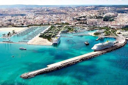 5min from AIRPORT!! tanger 10min beach!! - Tanger - อพาร์ทเมนท์