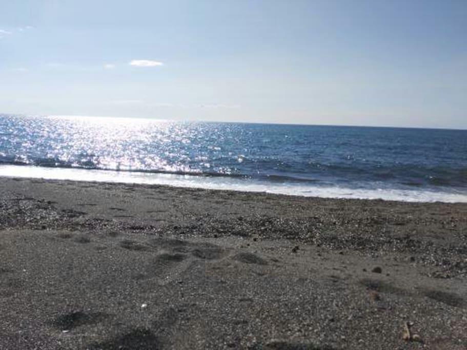 Il mare a 2,5 km