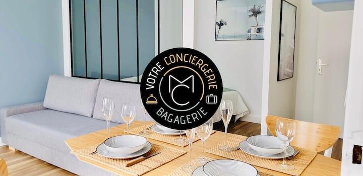GOURVES LESAGE  · Très joli Appartement 32m2 - Centre Vannes