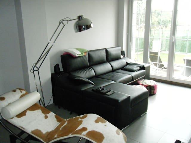 piso de lujo en perfecto estado - Santander - Leilighet