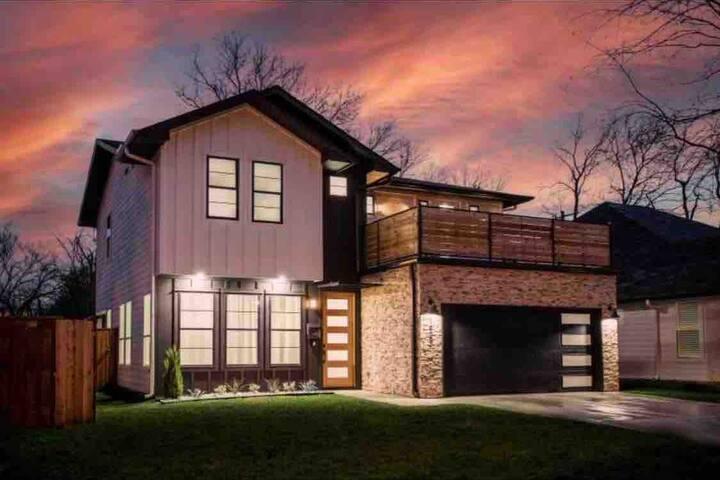MF with a terrace (Modern Farmhouse)