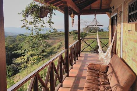 Habitación VillaBelén Descansa cerca al Aeropuerto - Lebrija - ที่พักธรรมชาติ