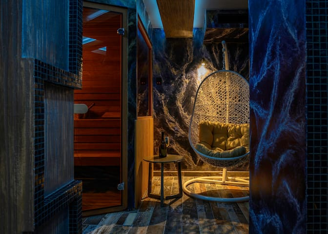 Unique Stay With Private Sauna - 1st Floor of GH