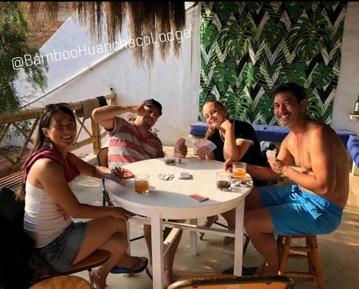 LINDO DEPA en HUANCHACO con Terraza y Parrilla.