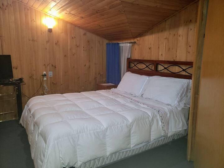 Habitación Single Con baño compartido