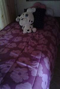 Linda habitación en casa de familia - San Felipe