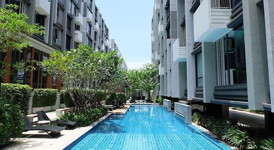 Esta Bliss Condominium, 7th fl, Ramintra, Bangkok
