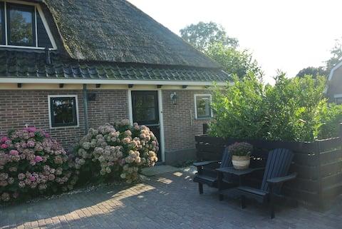 Ruim appartement in onze Noord Hollandse boerderij