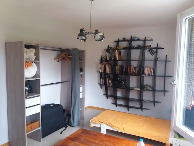 chambre dans maison individuelle et conviviale - Saugnac-et-Cambran - Talo