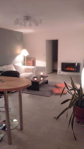 T2 avec jardin proche du centre ville - Vannes - Apartment