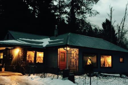 Cozy Home Makes Perfect Spot To Visit Glacier Park - Columbia Falls - House - 1