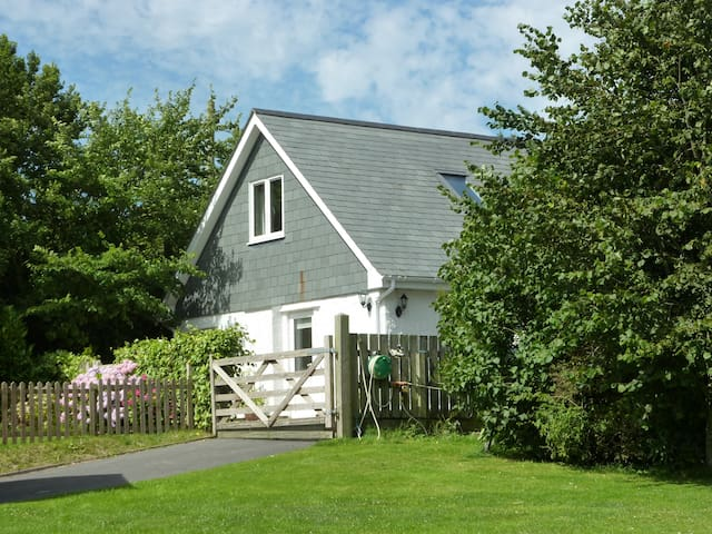 Apartment in the country near Chapel Amble & Rock - Chapel Amble - Lejlighed