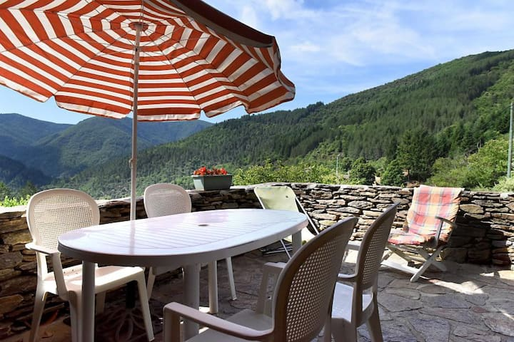 Lylle : gite tout confort en Ardèche