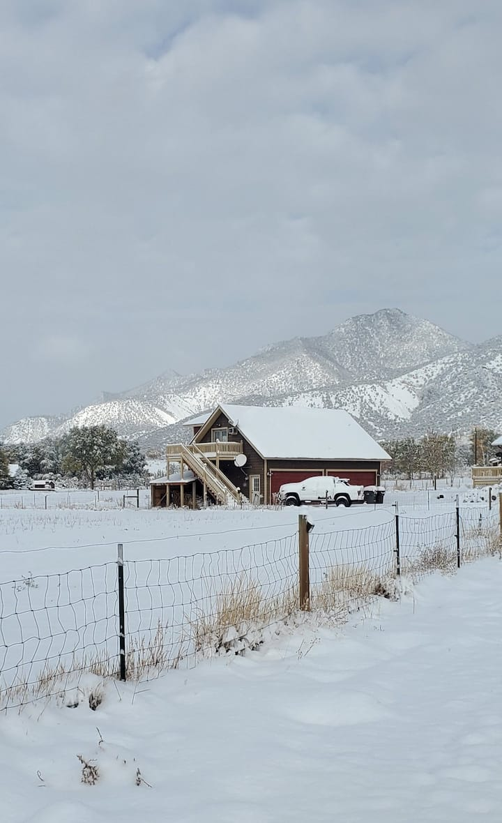 IceBerg Farms, get away in the heart of western Co