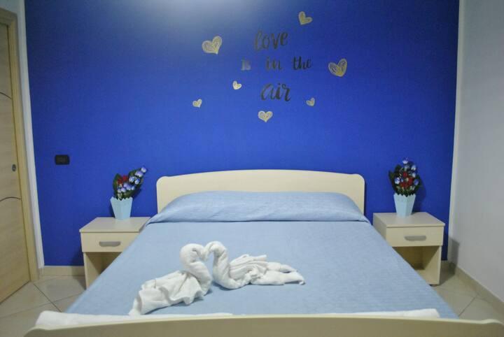 Villa Mirto ~ Rooms ~ Day Use