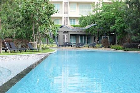 Apartment near beach Hua Hin, TH.