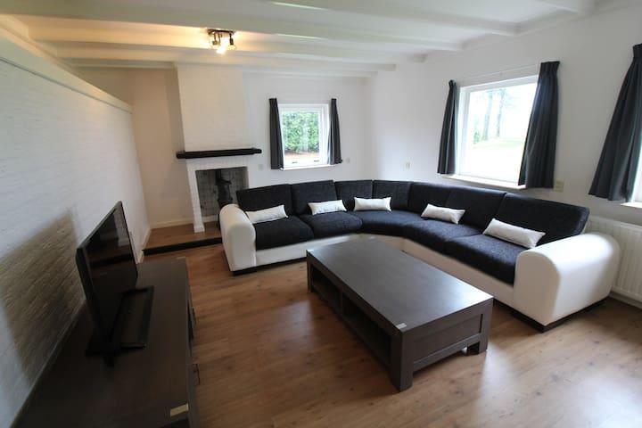 Groepsaccommodatie Walsbergshuisje - Deurne - Ház