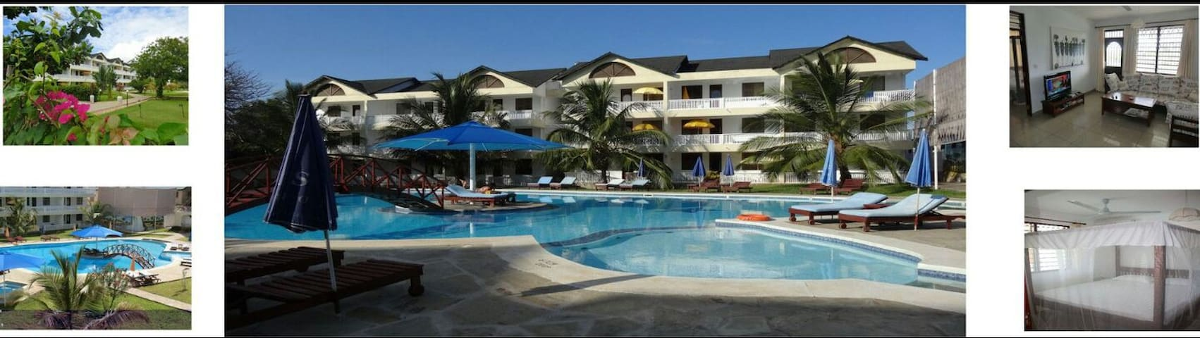 Getaway at the coast - Diani Beach - Appartement