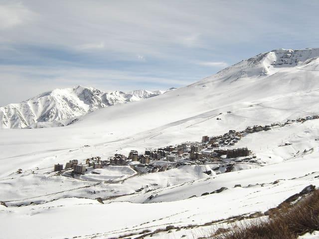 Refugio La Parva /  Apt. La Parva Snow Center - Lo Barnechea - Daire