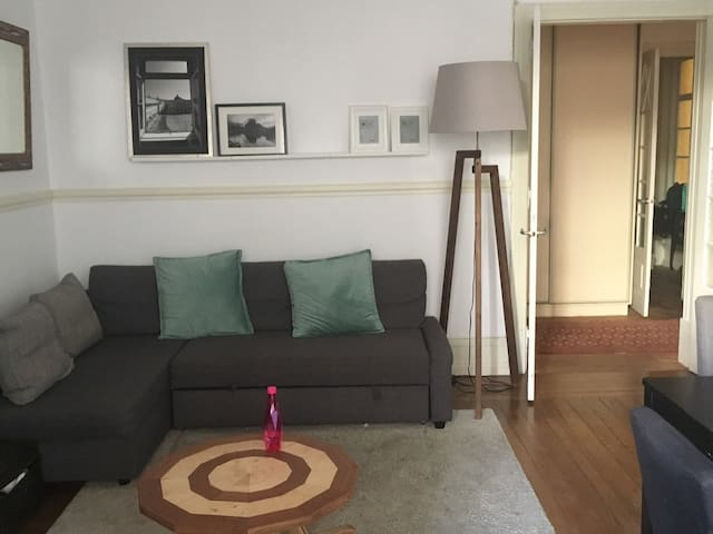 Beautiful large double bedroom in the city center