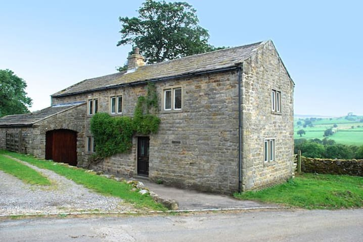 Wonderful Barn conversion with spectacular views - Middleham - Hus